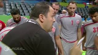 الشوط الثاني | لخويا 25 - 27 برلين الألماني | ربع نهائي بطولة سوبر جلوب 2016