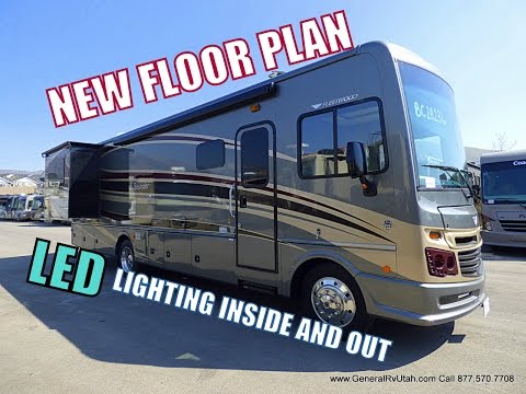 All New 2016 Bounder 33C By Fleetwood RV BRAND NEW BODY STYLE