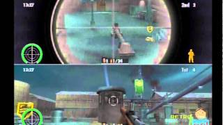Medal of Honor European Assault PS2 Multiplayer Gameplay (EA Games) Playstation 2