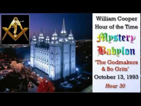 William Cooper - Mystery Babylon #30:  The Godmakers & Bo Gritz Full Length