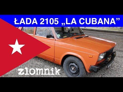 Złomnik: Łada 2105 - najbardziej kubański wóz w mieście
