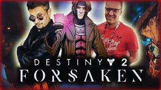 ROJO & LEH & GAMBIT | DESTINY 2 Forsaken na E3