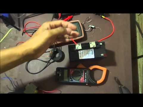 Amperimetro  +shunt +medir correntes altas com mult simples