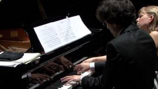 Pianoduo Mephisto - Wagner - Tannhauser Ouverture - Live in Bozar