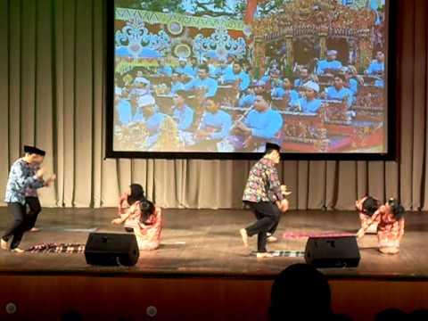 #RostovOnDon Tari Tajong Samarinda Mahasiswa Indonesia di Rusia (Давайте познакомимся)