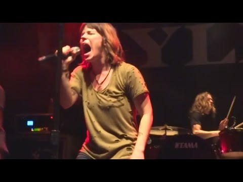 "Flyleaf ""I'm So Sick"" (HD) (HQ Audio) Live In Joliet 2/22/2015"