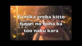 Inuyasha - Tooi Michi no Saki de (Lyrics)