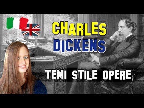 Letteratura Inglese | Charles Dickens: temi principali, stile e opere