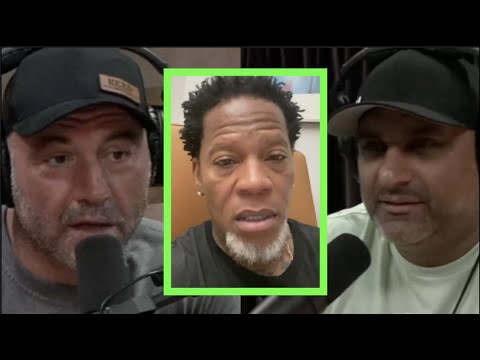 Joe Discusses DL Hughley's Collapse, Covid Dianosis with Russell Peters