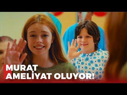 Cem'in Kurtardığı Murat Ameliyat Oluyor! | Leke 9.Bölüm