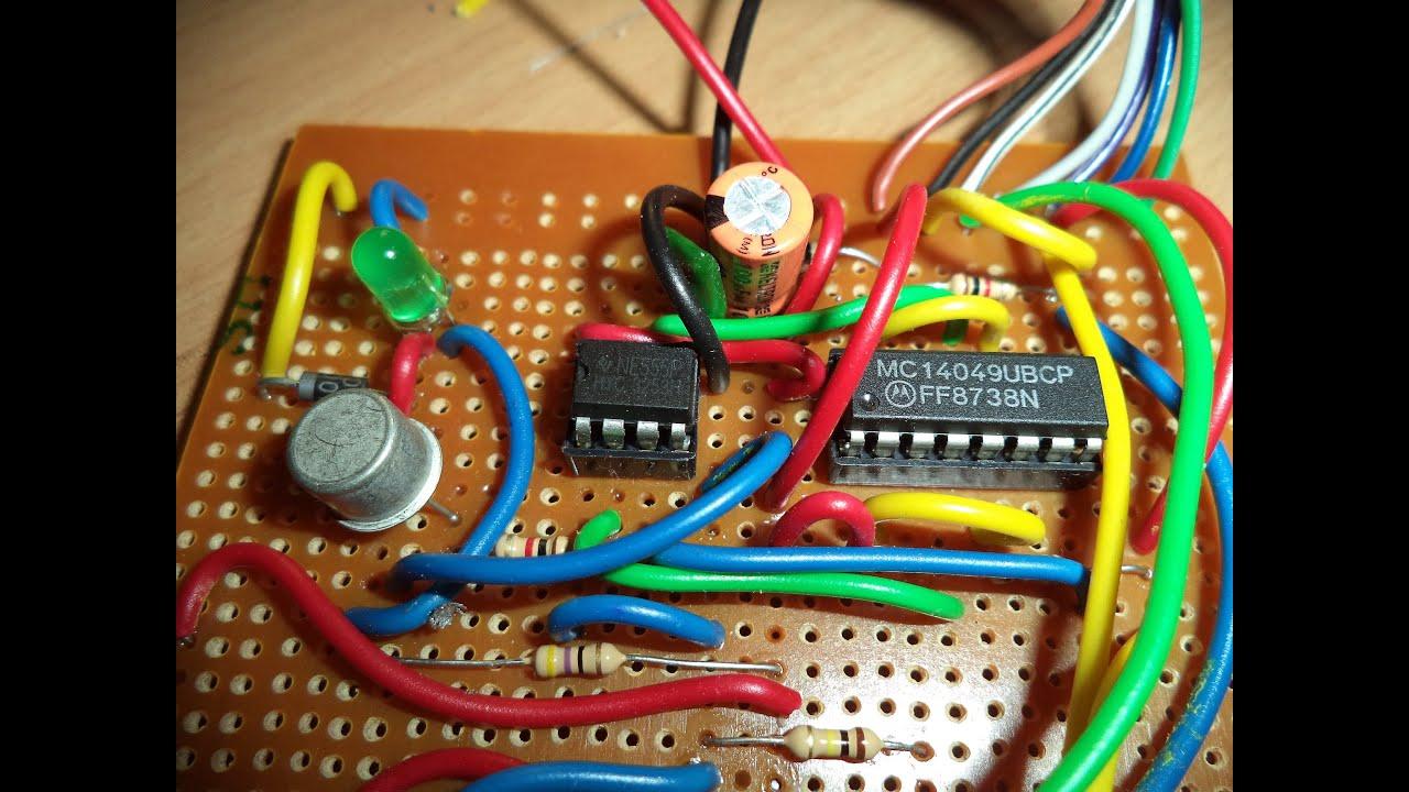 Simple Electric Circuit Diagram Simple Water Level Alarm