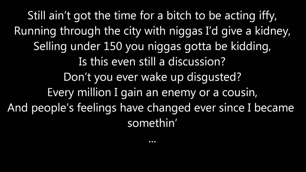 Download Aaliyah Ft Drake - Enough Said (Lyrics)