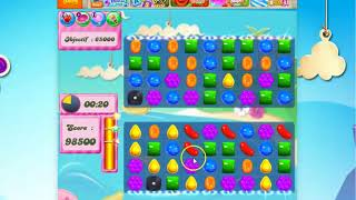 Candy Crush-Level 134