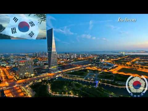 South Korea National Anthem -