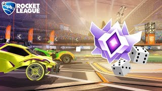 Can fully randomized cars survive the highest rank in Rocket League?