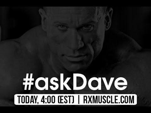 Phil Heath vs Dorian Yates! #askDave (Powered by Species Nutrition)