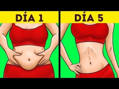 Como bajar de peso en 5 dias genial