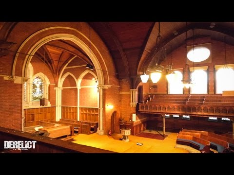 Exploring an Amazing ABANDONED Church with POWER - Urban Exploring - Urbex UK