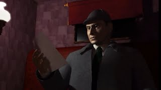 Sherlock Holmes: Mystery of the Mummy (2002) walkthrough part 1 of 1. Levels 1-5