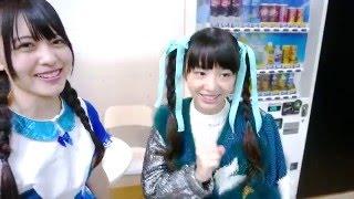 羽島めい、大場はるか(drop) 『dropの十二番勝負!~神宿の巻~』(20...