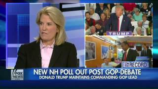 Gingrich on: New poll showing Trump leading, rising Rubio