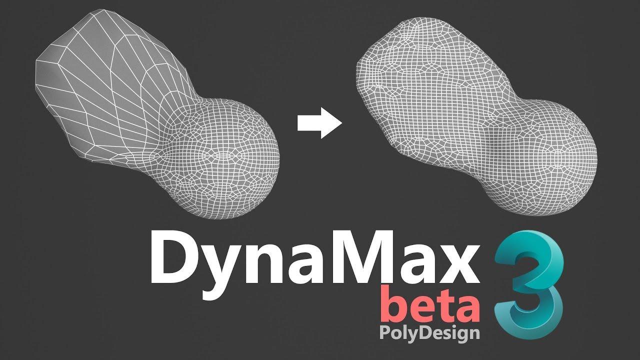Dynamax Plugin béta - Meshmag