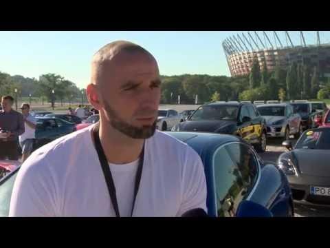 Marcin Gortat: Porsche nie jest zwykłym autem