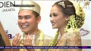 Pernikahan Acha Septriasa dan Vicky Kharisma