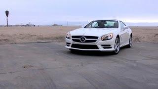 Mercedes-Benz SL 550 Video Review -- Edmunds.com