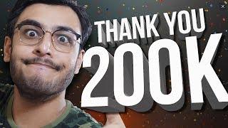 PUBG MOBILE: THANKS FOR 200K ❤