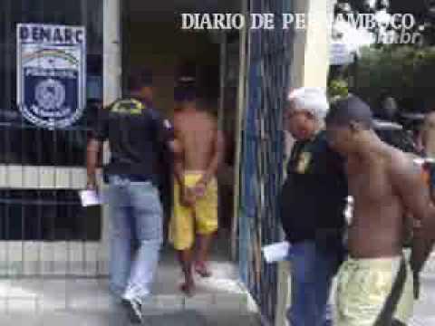 Operação prende sete suspeitos de tráfico de droga...