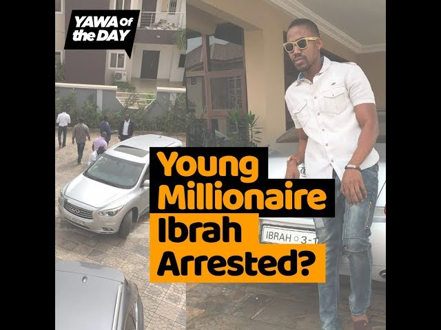 Young Ghanaian Millionaire, Ibrah, Arrested For Money Laundering