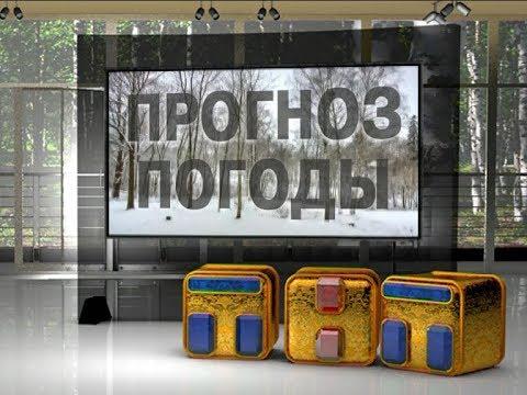 "Прогноз погоды, ТРК ""Волна-плюс"", г. Печора, ТНТ, 28. 08. 18 г."