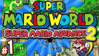 Super Mario Advance 2 - INFORMATION OVERLOAD! | PART 1