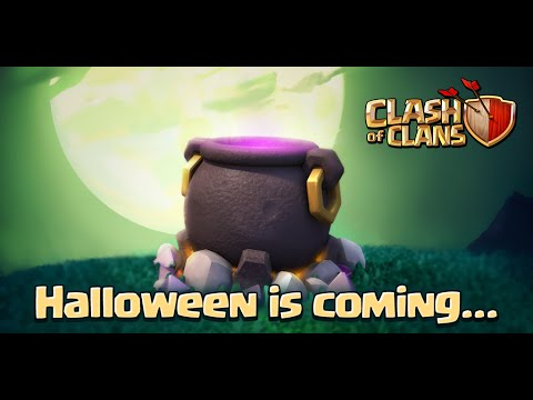 Clash of Clans - New Halloween Event 2015!