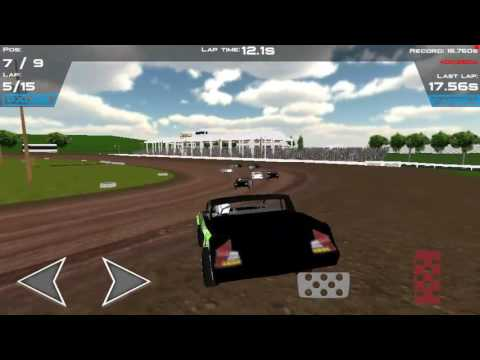 DirtTrackin' Replay at BROWNSTOWN SPEEDWAY with Street stock