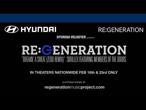 RE:GENERATION Track: Skrillex