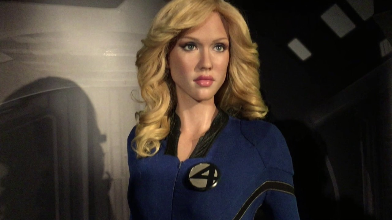 Image result for the invisible woman marvel jessica alba
