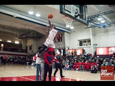 2016 Biosteel All-Canadian Dunk Off & 3 Point Shootout