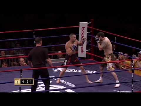 Finish of the Day - Eddie Alvarez - Bodog Fight