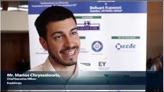 2018 8th Annual Capital Link CSR Forum - Mr. Chryssolouris Interview