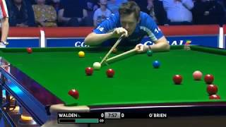 O'Brien Vs Walden •R2• |Coral shoot out 2018|