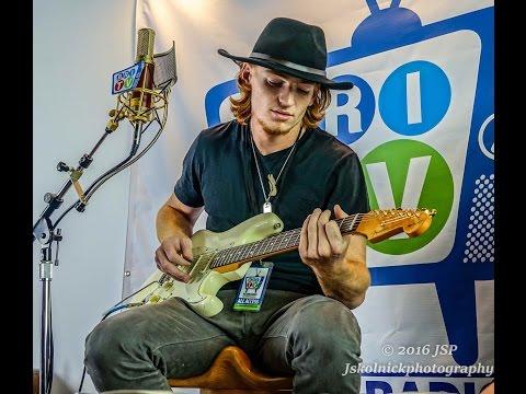 """Tore Down Jam"" Shaw Davis Live on Blues Radio International TV"