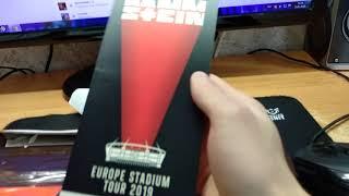 Обзор Билета  на Rammstein 2019 EUROPE STADIUM TOUR
