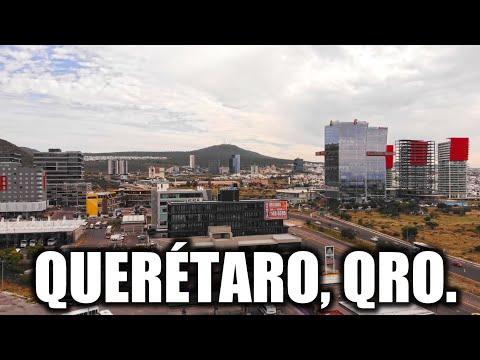 Santiago de Querétaro 2021 | Una Ciudad Con Gran Futuro