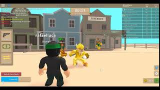 ROBLOX SHERIFF IN TOWN NEW IIFORVERCHXNCE IN THEATRES TODAY!!!