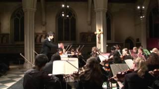 Hornton Chamber Orchestra - Mozart Symphony No.34 in C, K.338
