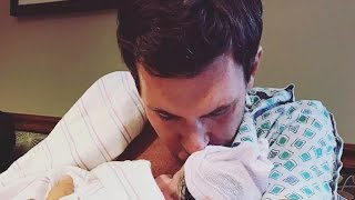 Jeff Lewis and Gage Edward Welcome Daughter Monroe Christine