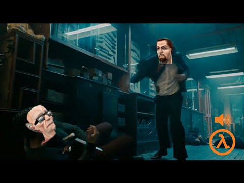 John Wick Chapter 3 dubbed with Half-Life SFX