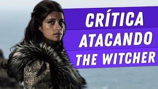 The witcher serie critica